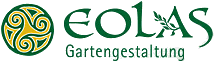 Stein im garten eolas gartengestaltung for Gartengestaltung logo