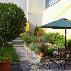 Garten Neuanlage Grein