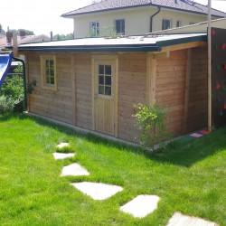 Gartenhaus Holz, Perg