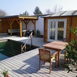Gartengestaltung mit Holz, Strengberg
