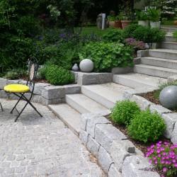 Steiarbeiten Garten Amstetten
