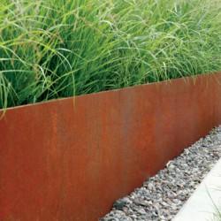 Gartengestaltung mit Metall