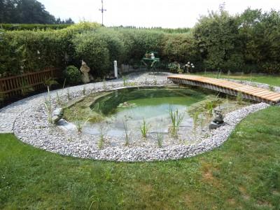 Eolas Gartenteich Pregarten
