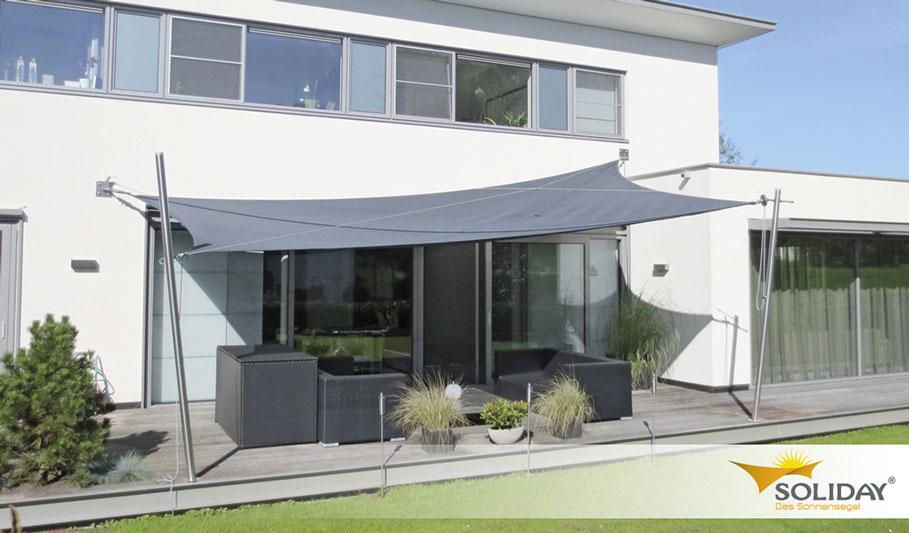 eolas garten sonnensegel die sch nste form des schattens. Black Bedroom Furniture Sets. Home Design Ideas