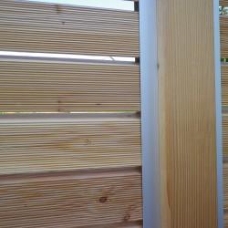 Sichtschutz Rhombus, Steyregg