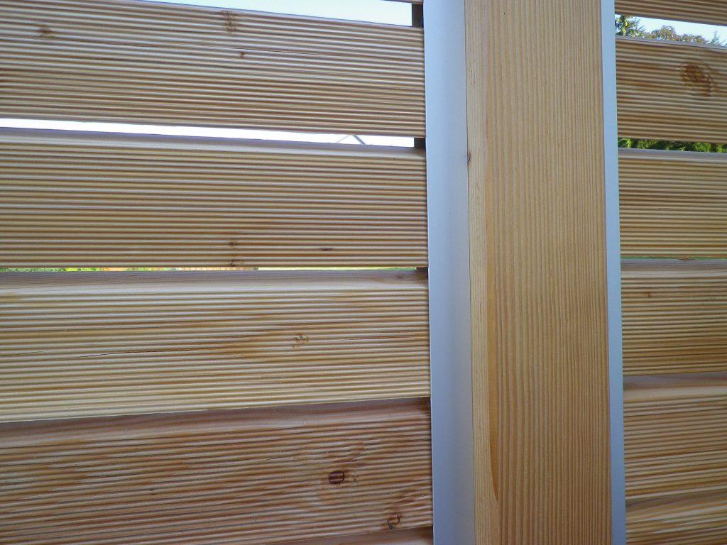 Eolas Garten Terrassen len Fassadenprofile aus Douglasie
