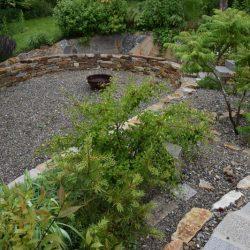 Feuerstelle Garten