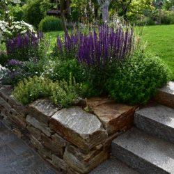 Garten Naturstein